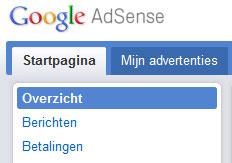 Met Google Adsense geld verdienen met je website
