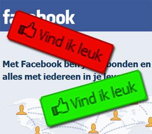 Social media strategie voor meer likes op Facebook
